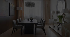 Dining Room Interior Design & Renovation Services Malaysia