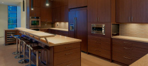 Custom Made Built-in Kitchen Cabinet Design Malaysia