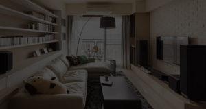Living Room Interior Design & Renovation Services