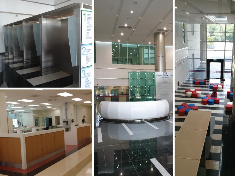 Kuantan Medical Centre Project Management