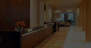 Reception Counter Design & Build Services