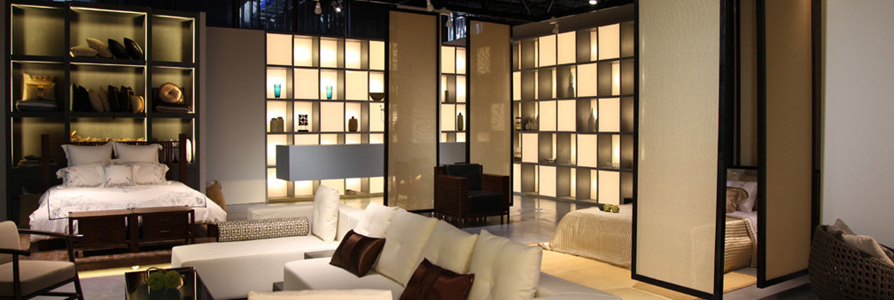 Showroom Interior Design and Renovation Build Services