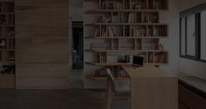 Study Room & Working Room Interior Design & Renovation Services Malaysia