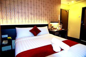 Citin Hotel Room Interior Design