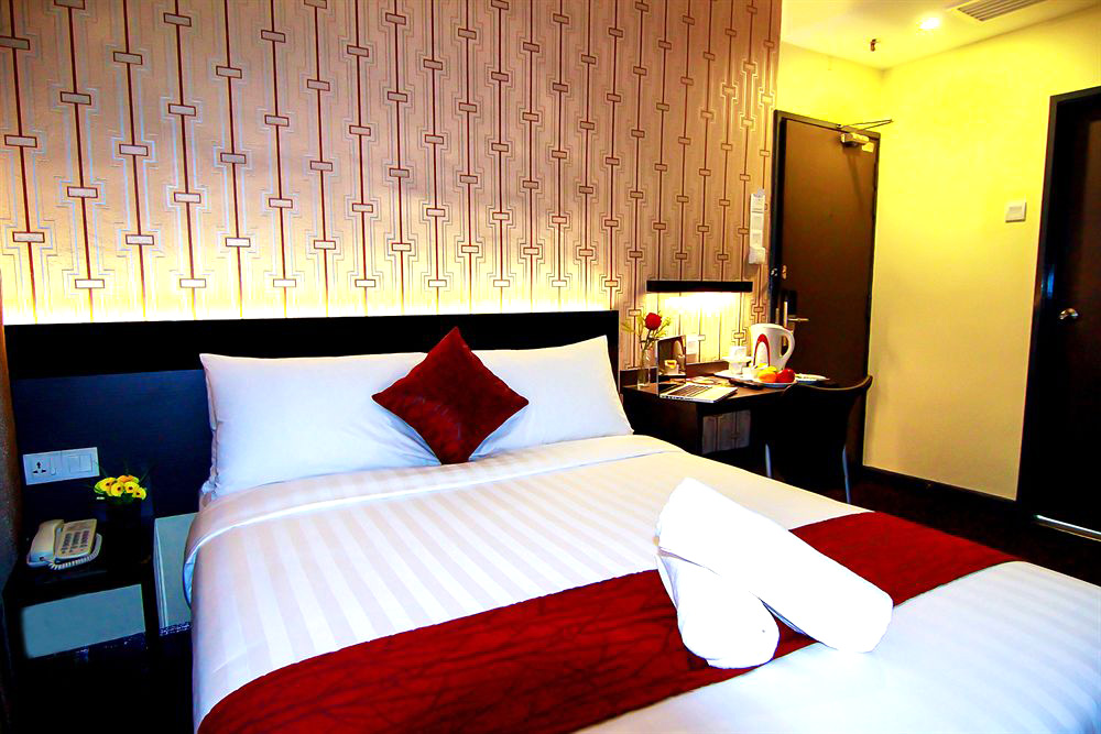 Citin Hotel Room Interior Design