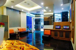 Citin Hotel Lobby