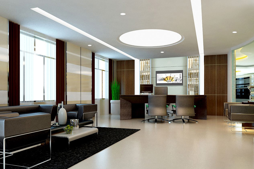 Office interior design renovation services interior for Interior design services