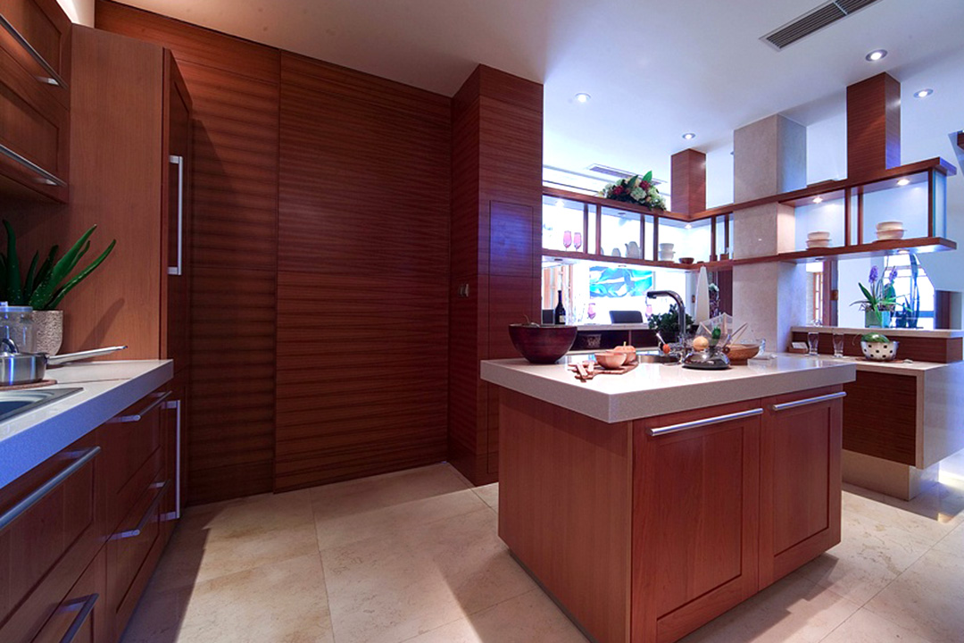 Modern Classic Kitchen Cabinet Design