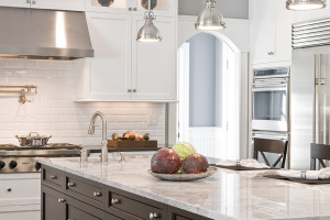 Luxury Classic Kitchen Cabinet Design