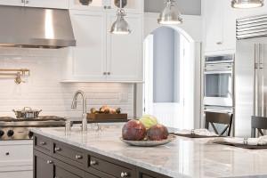 Luxury Classic Kitchen Cabinet Design