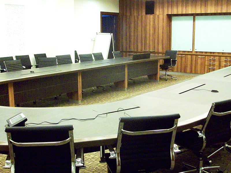 Meeting Room Custom Made Furniture Supply Institut Jantung