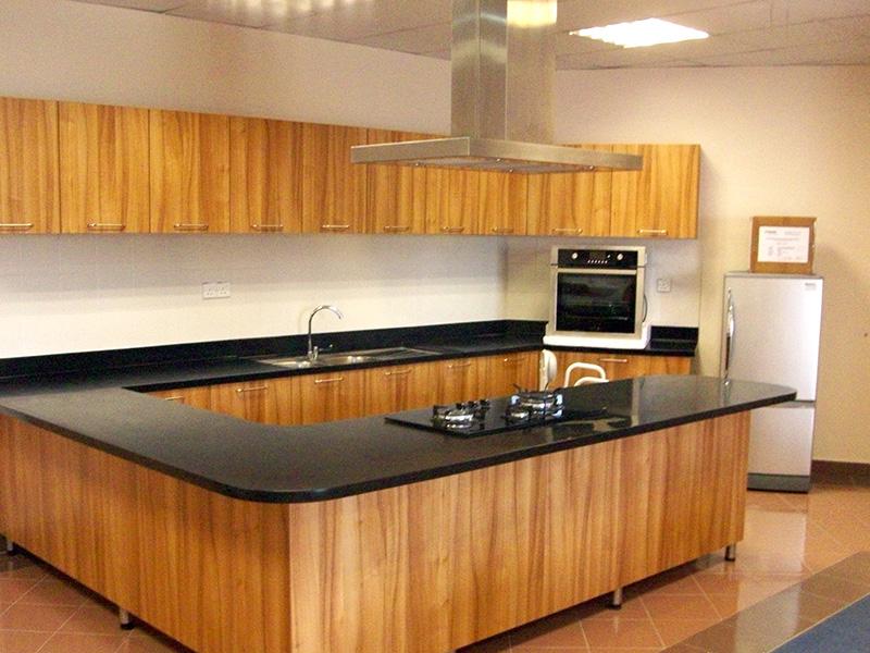 Interior Design Furniture Supply Institut Jantung Negara Kuala Lumpur - Kitchen