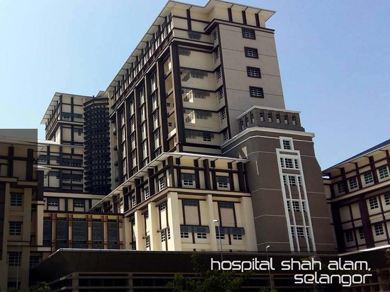 General Hospital Shah Alam Selangor