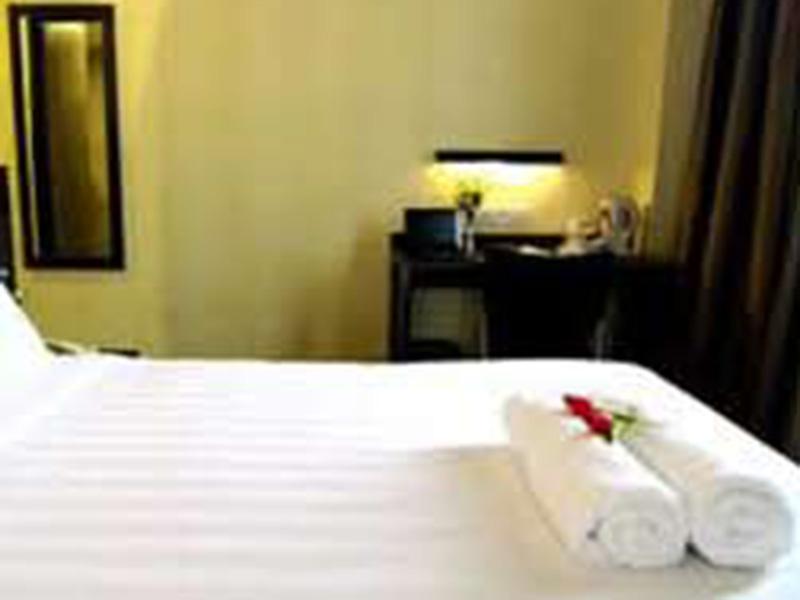 Interior Renovation Citin Hotel Kuala Lumpur - Hotel Room