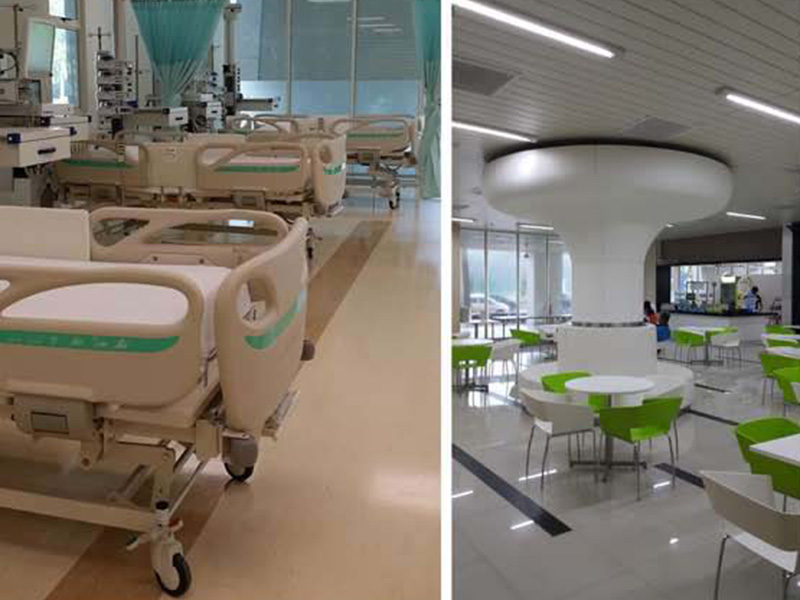 Interior Renovation Kuantan Medical Center