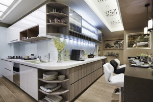 Contemporary Kitchen Design 01