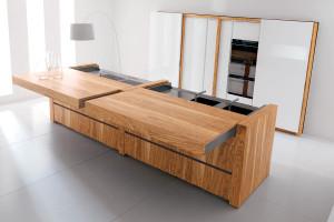 Contemporary Island Kitchen Design