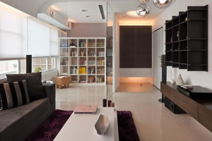 Contemporary Living Room Design 09