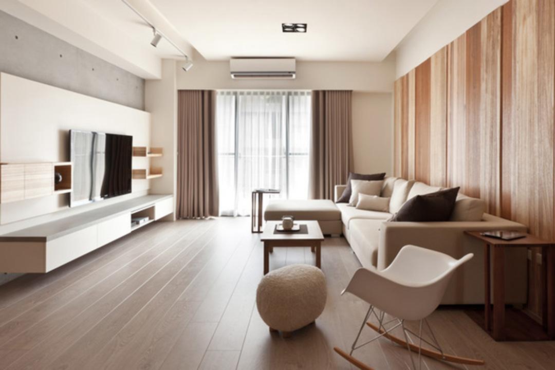 Contemporary Living Room Design 11