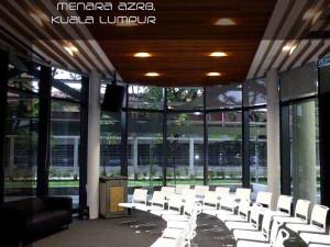 Interior Renovation Menara AZRB - Convention Hall Design & Build