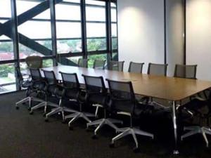 Menara AZRB Kuala Lumpur Meeting Room Design