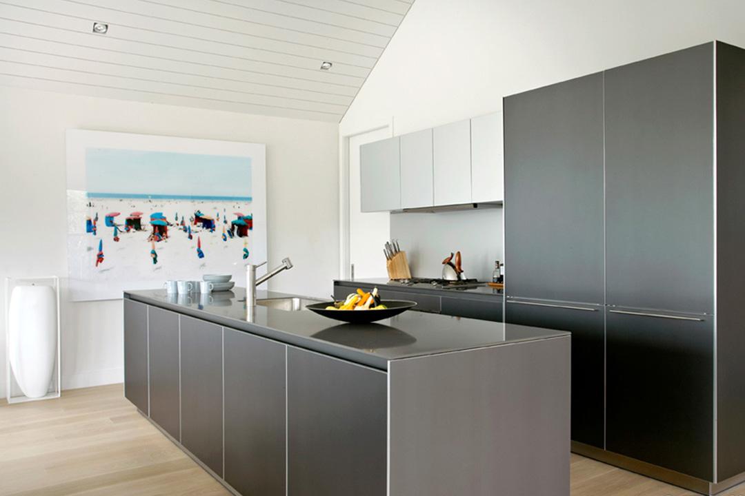 Open Concept Modern Kitchen Cabinet Design