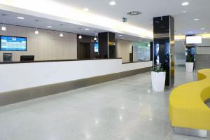 Reception Counter Design & Built