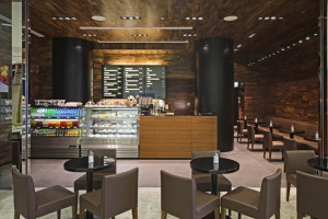 Cafe Interior Design & Furniture Supply