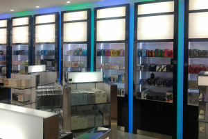 Retail Shop Interior Design & Renovation