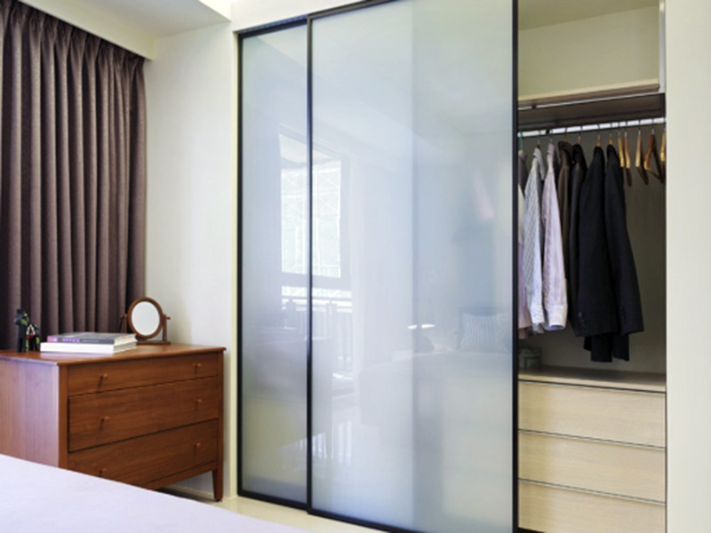 Interior design sliding wardrobe doors interior design for 4 door wardrobe interior designs