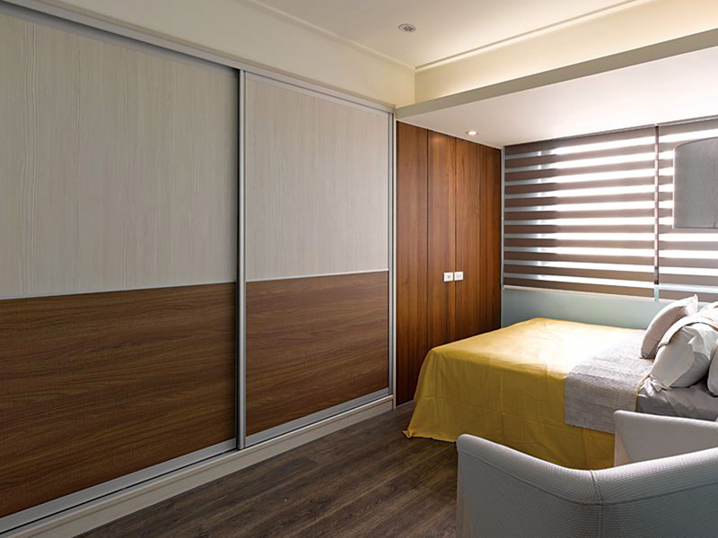 Sliding Doors Bedroom Wardrobe Design Interior Renovation Malaysia Malaysia Interior Design