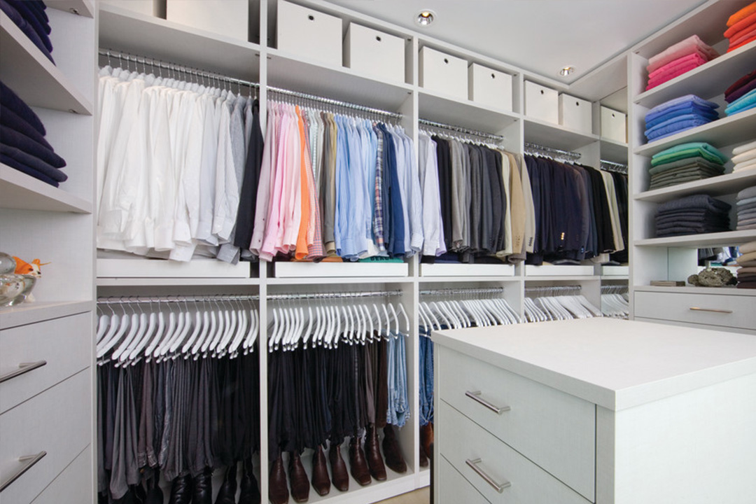 Custom Made Walk-in Concept Wardrobe 01