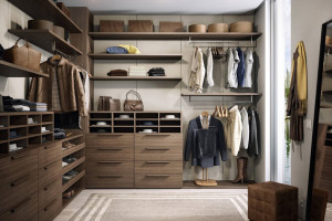 Custom Made Walk-in Concept Wardrobe 10