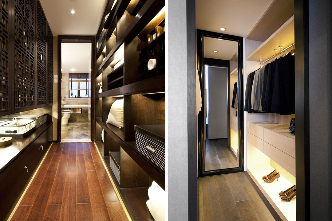 Custom Made Walk-in Concept Wardrobe 11