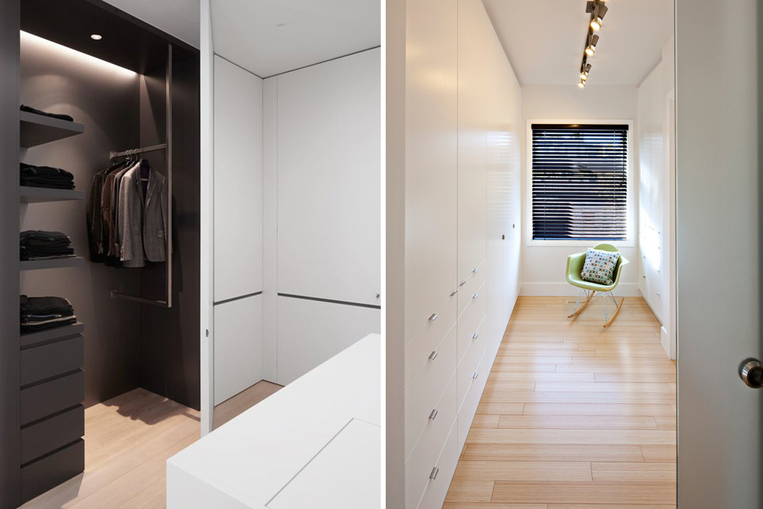 Custom Made Walk-in Concept Wardrobe 12