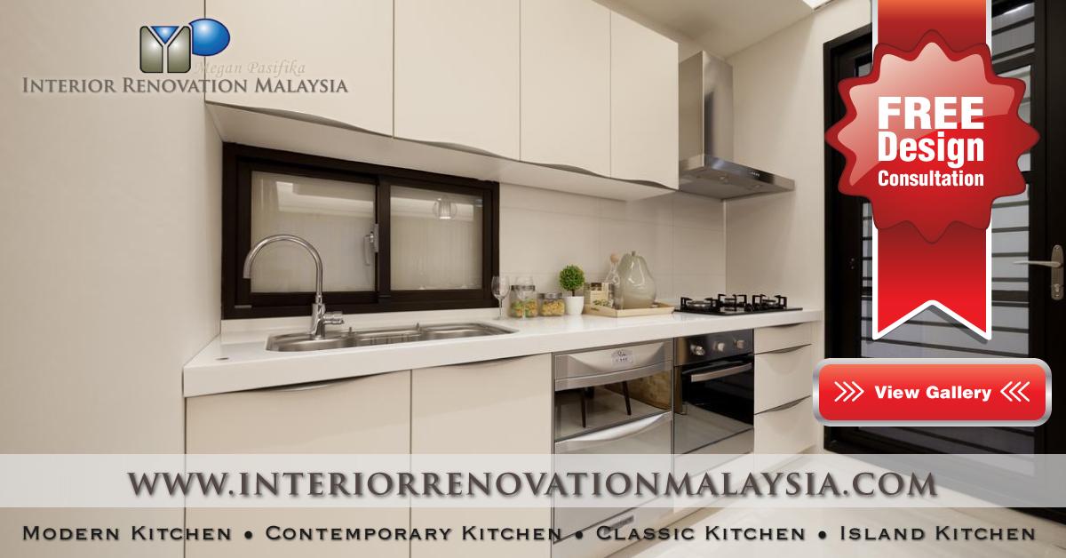Custom Made Design Build Walk In Open Concept Wardrobe Interior Renovation Malaysia