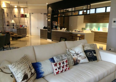 Bukit 9 Condominium Bandar-Utama-Interior-Design Renovation Services - Living Room Interior Design & Renovate