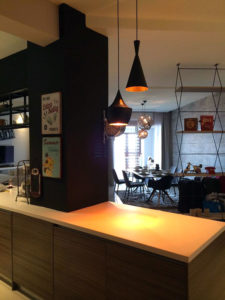 Bukit 9 Condominium Bandar-Utama-Interior-Design Renovation Services - Kitchen Design & Renovate