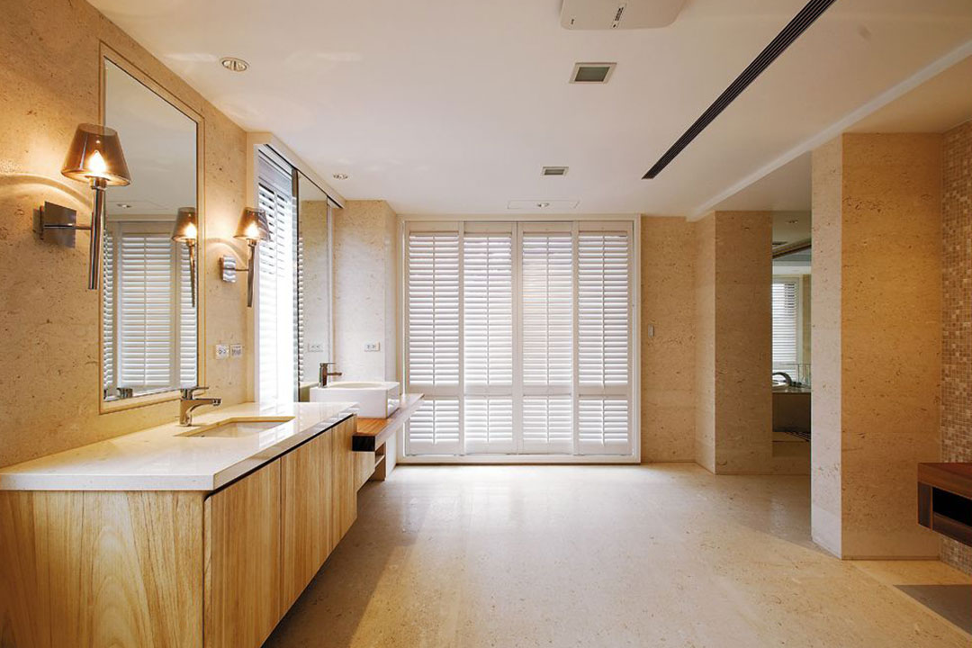 Bathroom design services for Interior design services