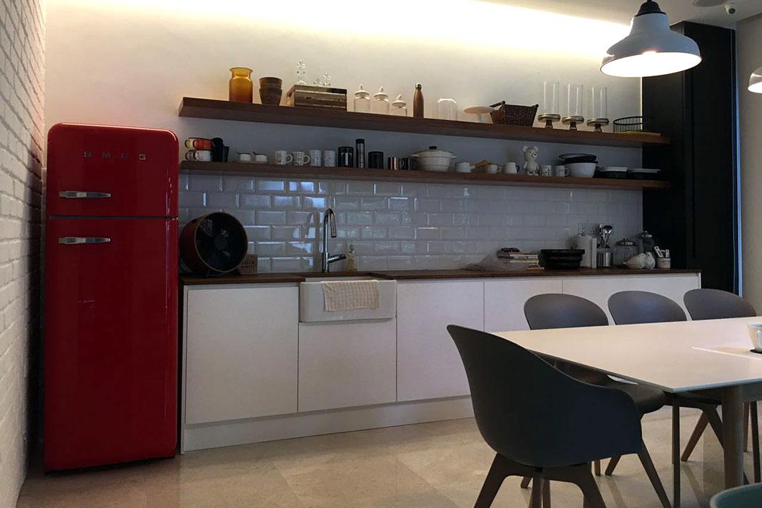Dining Room Interior Decoration Design & Renovation Services 03