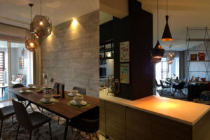 Dining Room Interior Decoration Design & Renovation Services 05