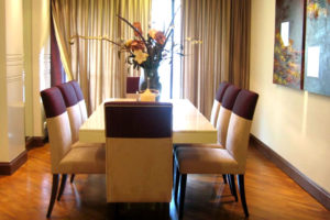 Dining Room Interior Decoration Design & Renovation Services 06