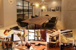 Dining Room Interior Decoration Design & Renovation Services 07
